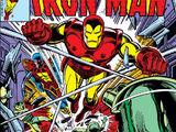 Iron Man Vol 1 110