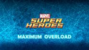 LEGO Marvel Super Heroes Maximum Overload Season 1