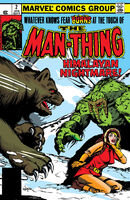 Man-Thing Vol 2 2