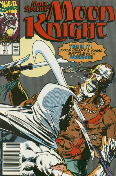 Marc Spector: Moon Knight Vol 1 14