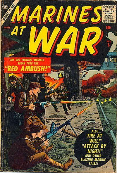 Marines at War Vol 1 6