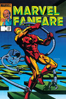 Marvel Fanfare Vol 1 23
