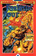 Marvel Selects Fantastic Four Vol 1 5