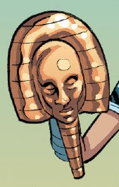 Mask of Amenhotep from Howling Commandos of S.H.I.E.L.D. Vol 1 5 001.jpg