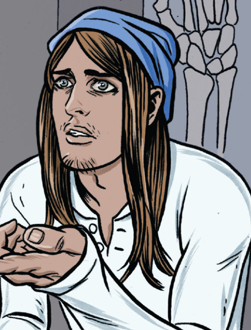 Micky Halloran (Earth-616)