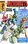 Micronauts Special Edition Vol 1 1