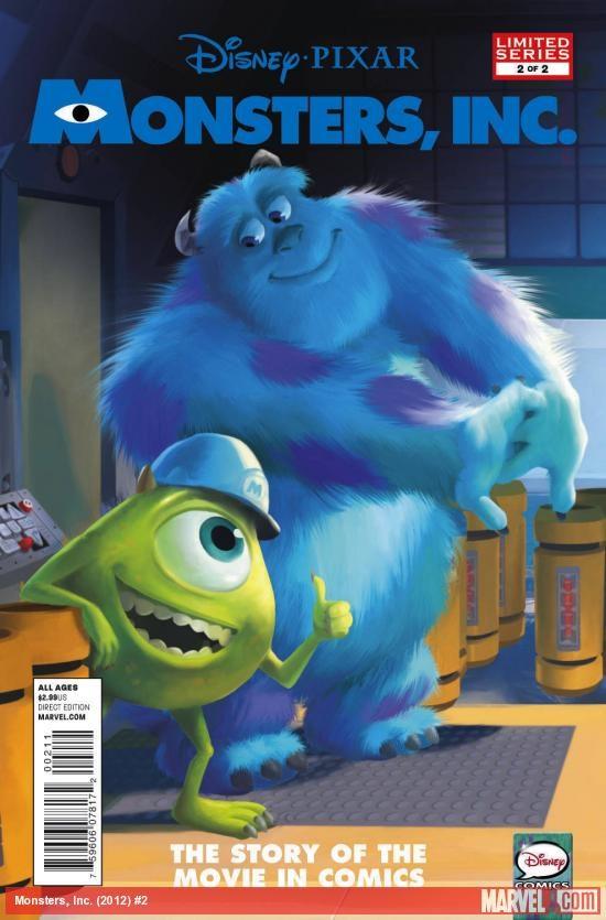 Monsters, Inc. Vol 1 2