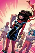Ms. Marvel Vol 4 31 Textless