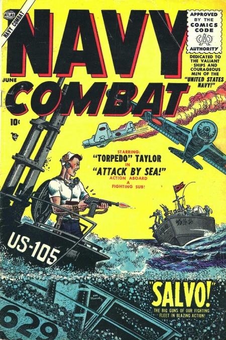 Navy Combat Vol 1