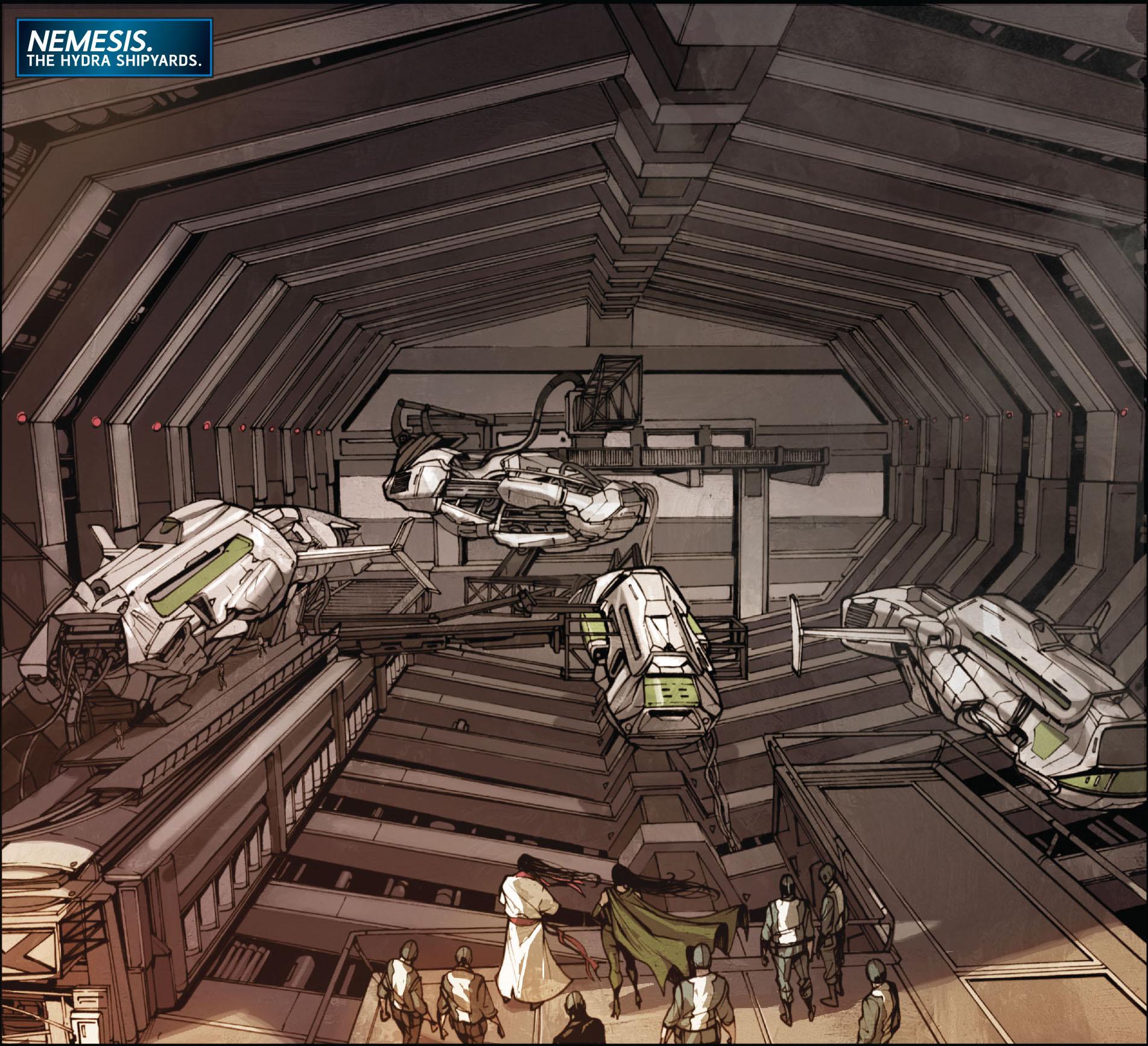 Nemesis (Hydra Base)/Gallery