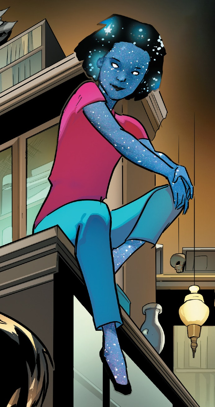 Now (Cosmic Being) (Earth-616)