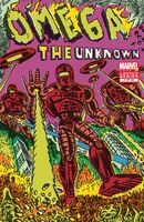 Omega The Unknown Vol 1 7