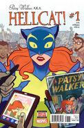 Patsy Walker, A.K.A. Hellcat! Vol 1 1