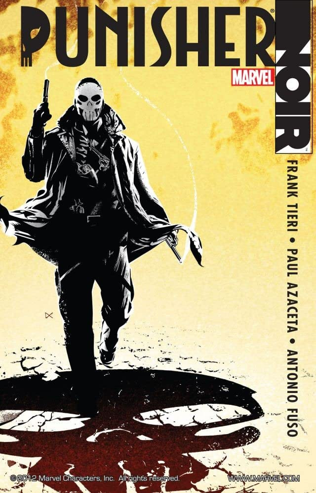 Punisher Noir TPB Vol 1