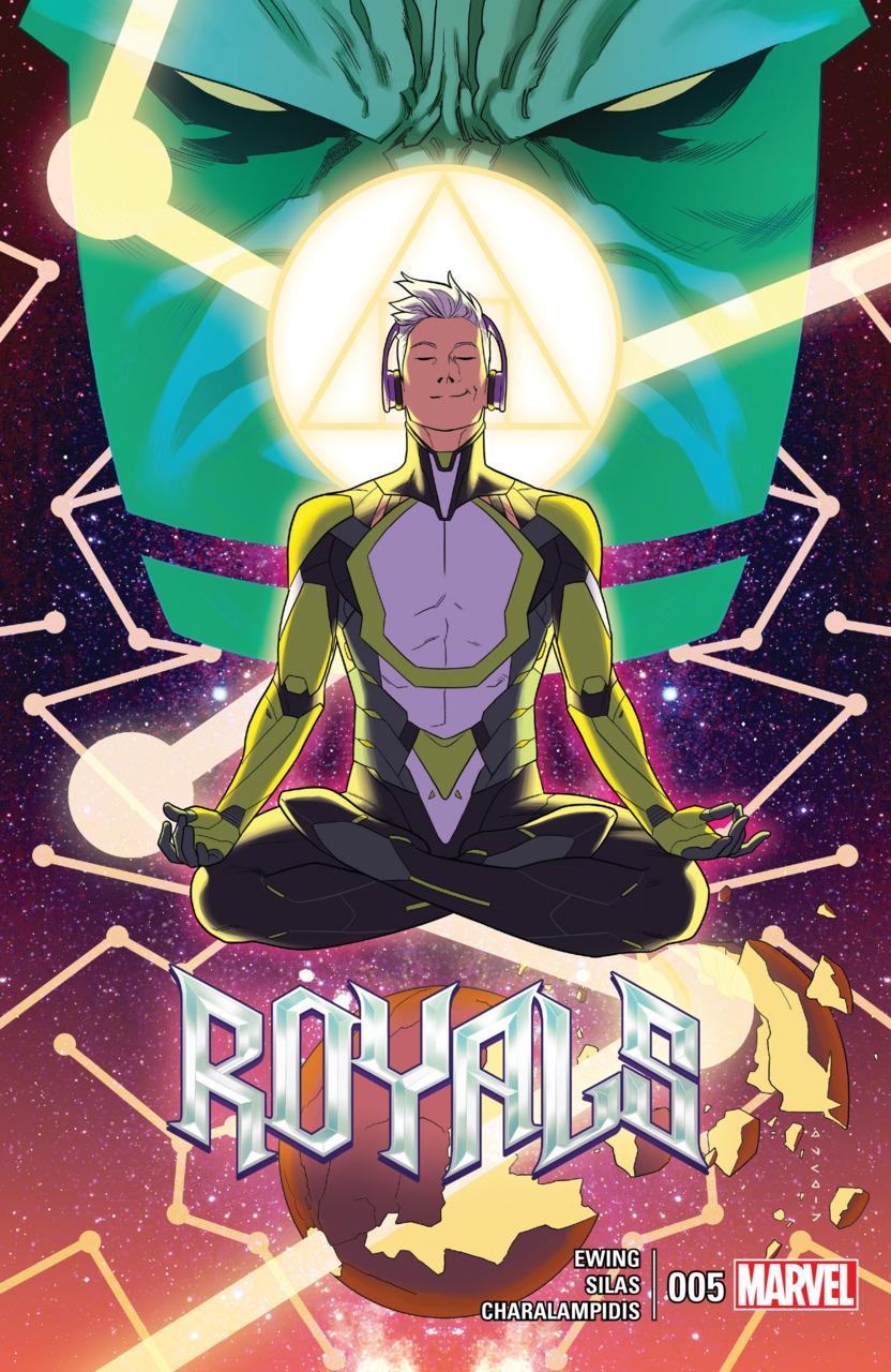 Royals Vol 1 5