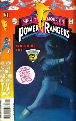 Saban's Mighty Morphin Power Rangers Vol 1 4