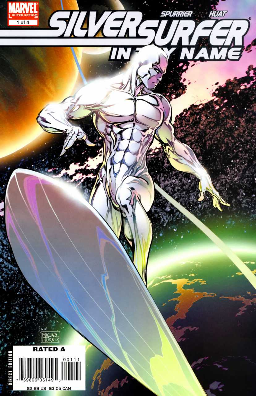 Silver Surfer: In Thy Name Vol 1 1