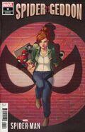 Spider-Geddon Vol 1 0 Marvel's Spider-Man Video Game Variant
