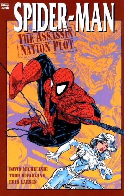 Spider-Man: The AssassiNation Plot TPB Vol 1 1