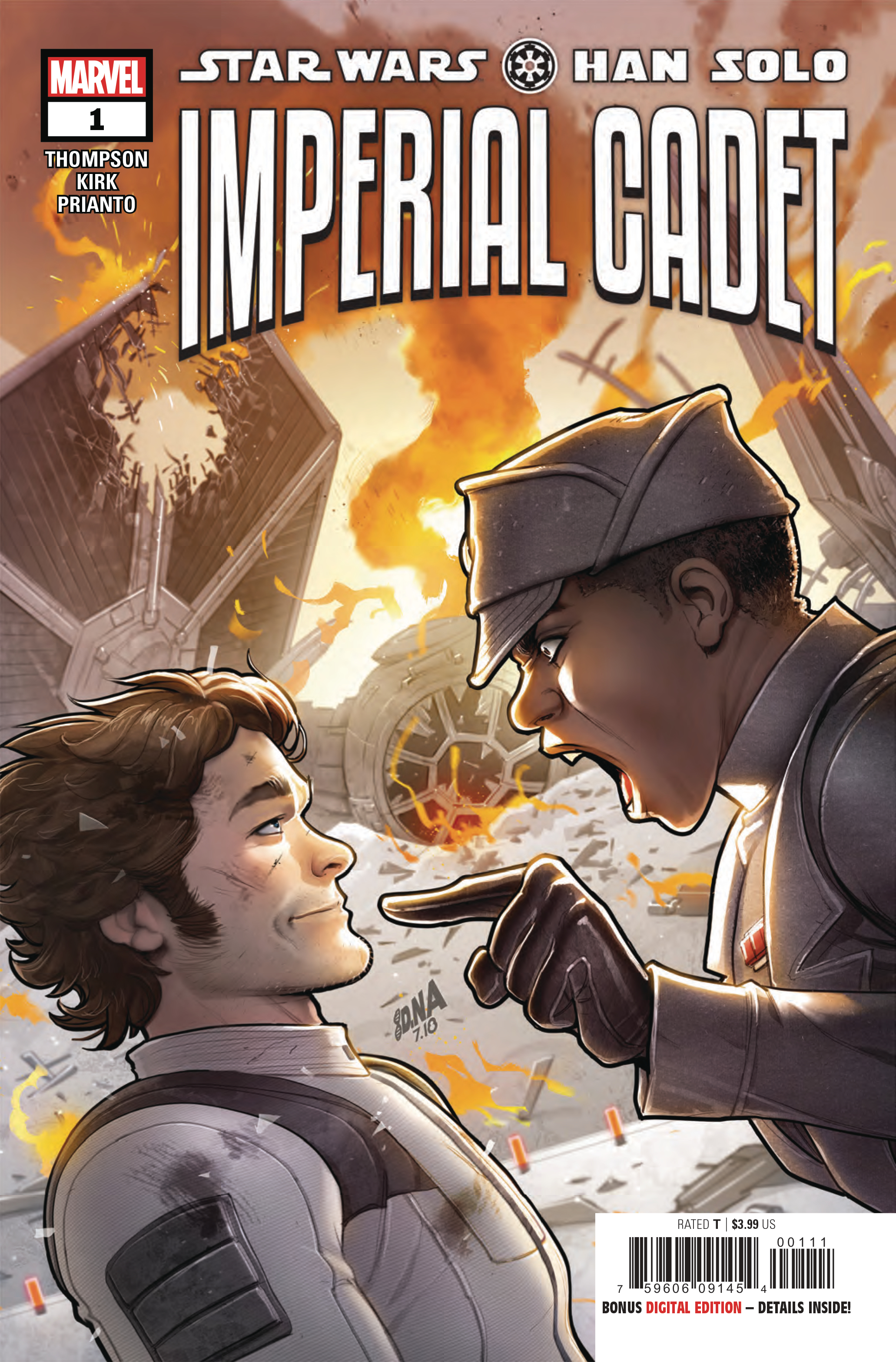 Star Wars: Han Solo - Imperial Cadet Vol 1 1