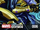 Thanos: A God Up There Listening Infinite Comic Vol 1 6