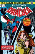 Tomb of Dracula Vol 1 26