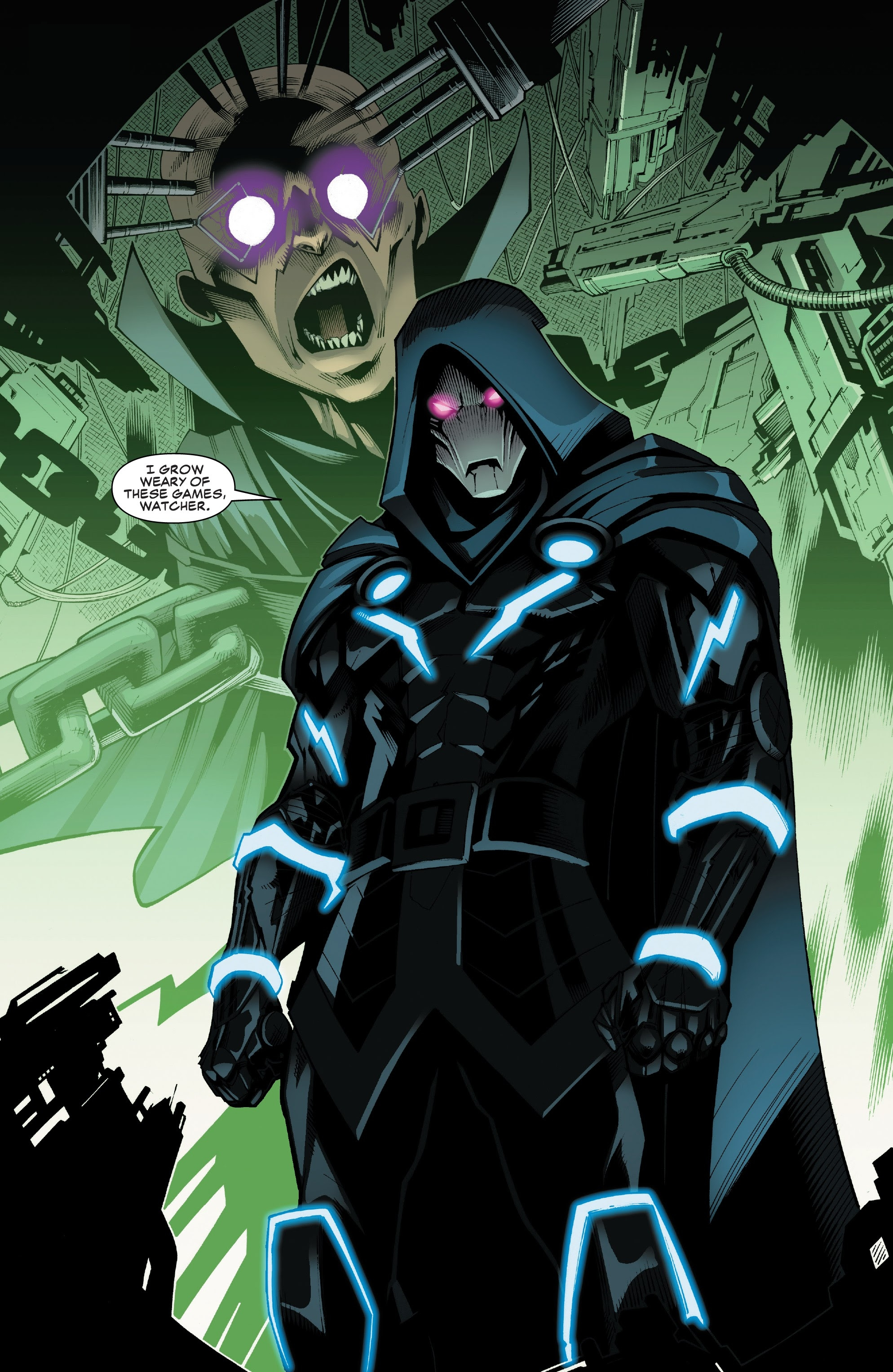 Victor von Doom (Earth-TRN767)