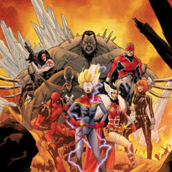 War Avengers (Earth-616)