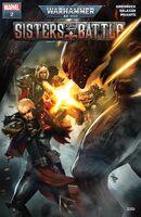 Warhammer 40,000 Sisters of Battle Vol 1 2