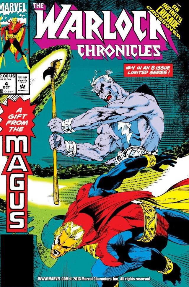 Warlock Chronicles Vol 1 4