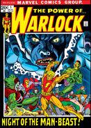 Warlock Vol 1 1