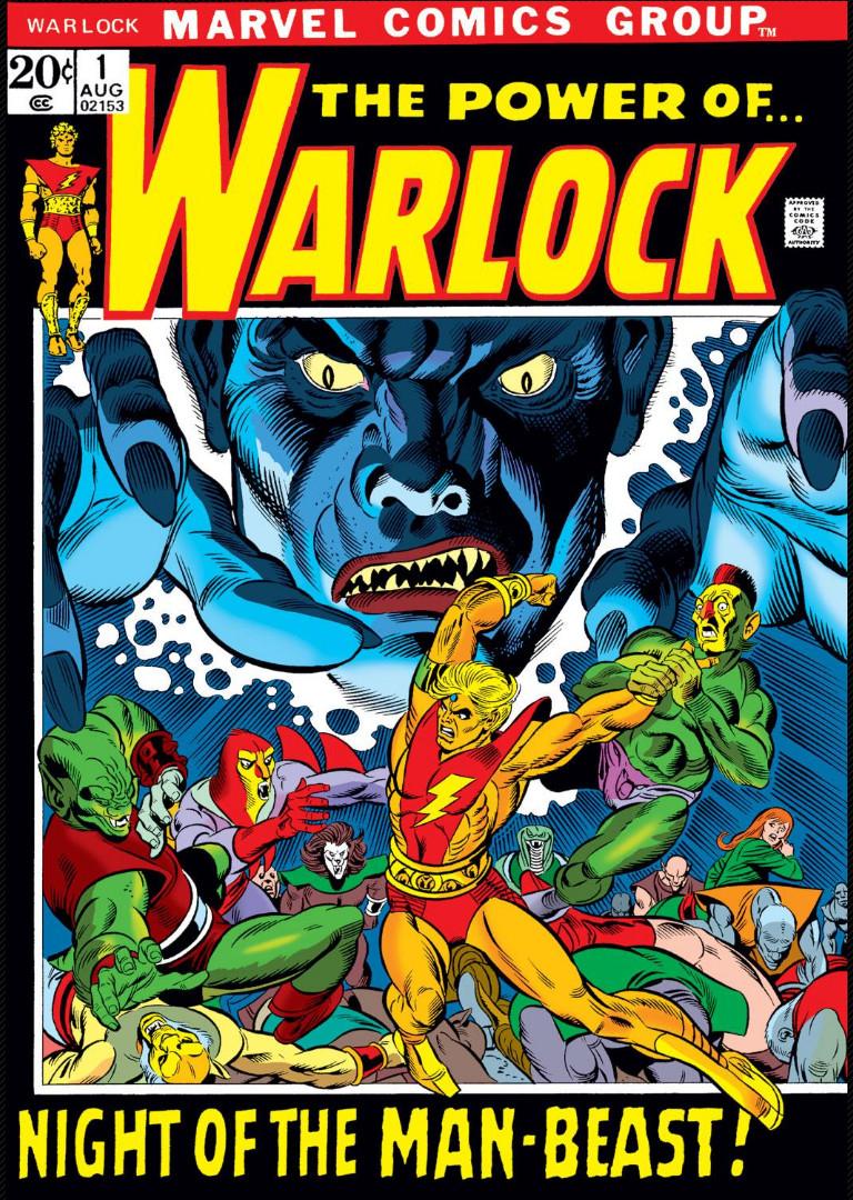 Warlock Vol 1