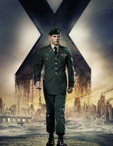 William Stryker, Jr. (Earth-TRN414) from X-Men Days of Future Past 001
