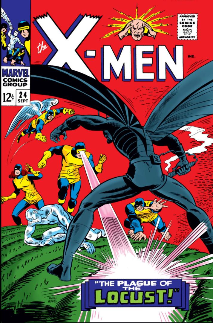 X-Men Vol 1 24