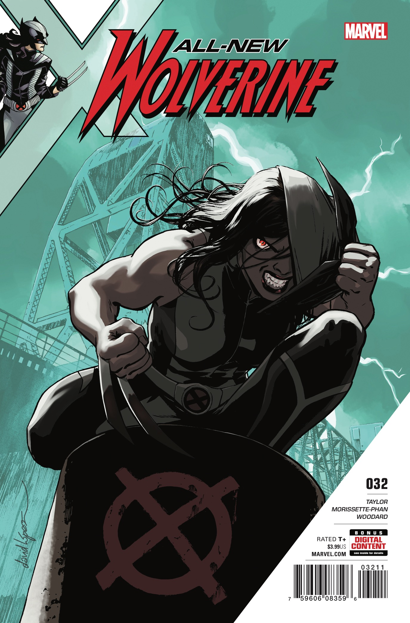 All-New Wolverine Vol 1 32