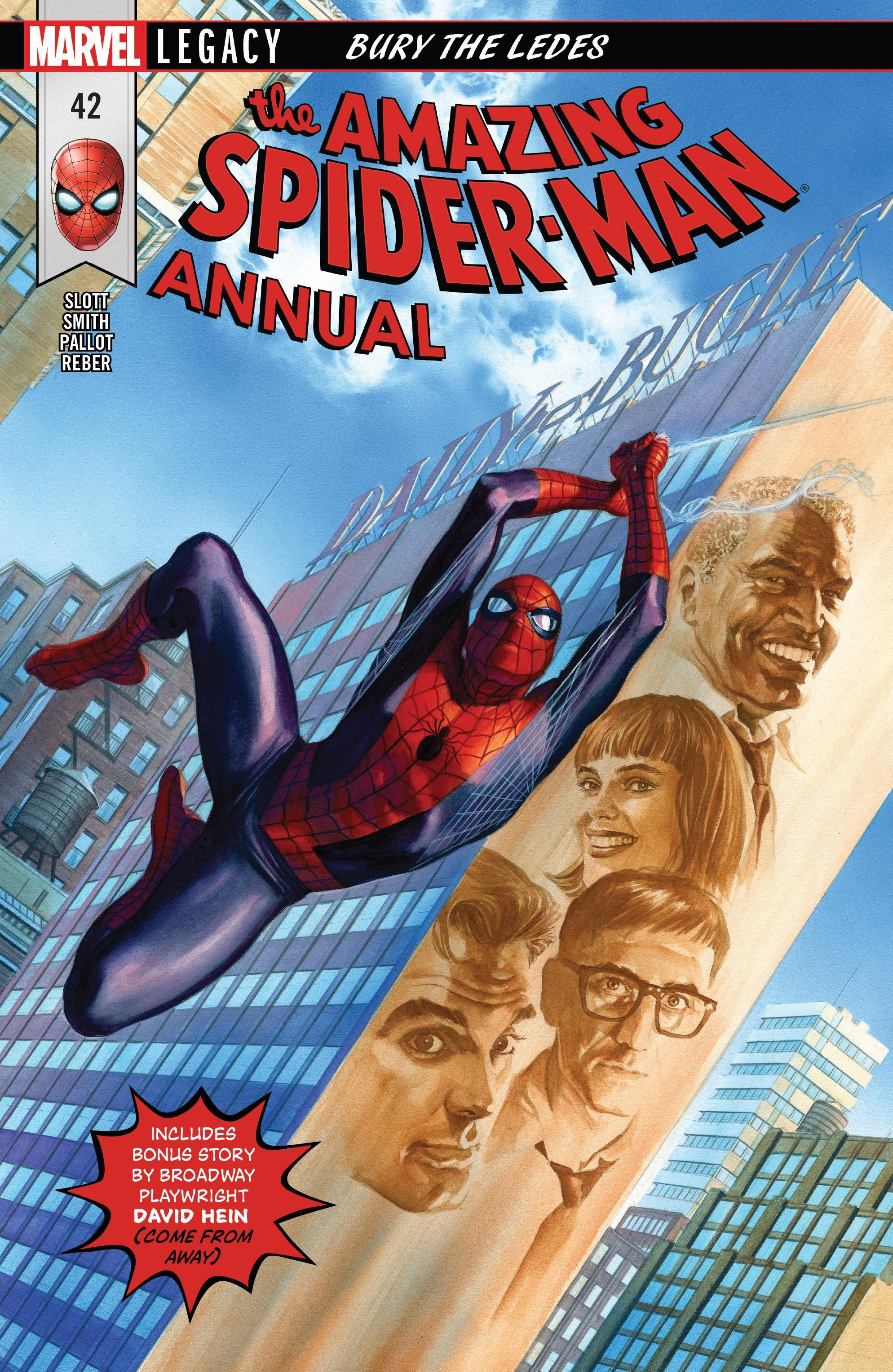 Amazing Spider-Man Annual Vol 1 42