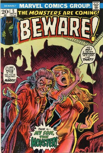 Beware Vol 1 5