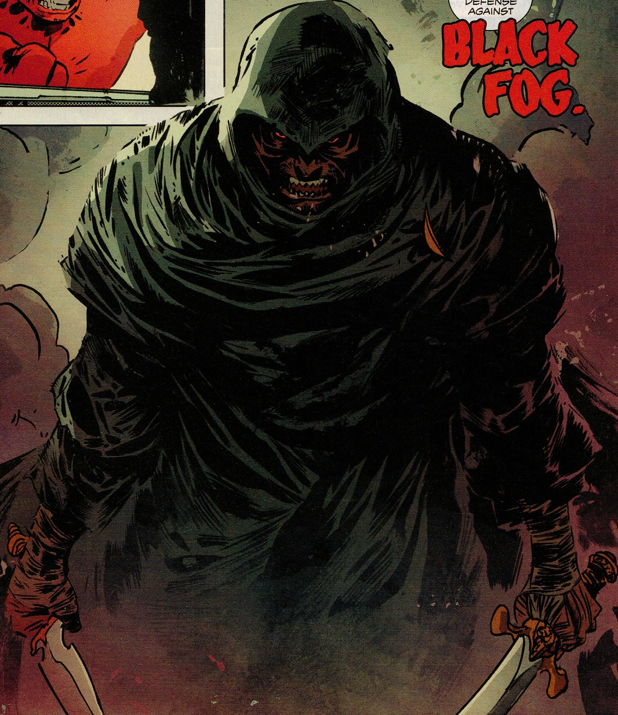 Black Fog (Earth-616)