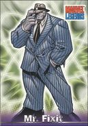 Bruce Banner (Earth-616) from Marvel Legends (Trading Cards) 0003
