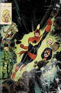 Captain Marvel Vol 8 10 Textless