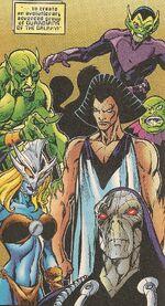Chosen Eight of Fate (Earth-616)