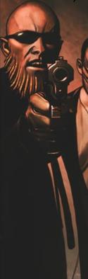 Colin (District X) (Earth-616)
