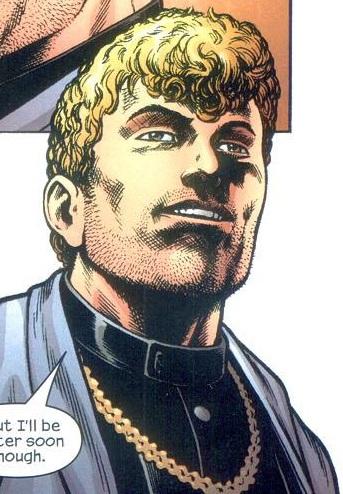 Damon Hart (Earth-616)