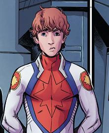 Dante Cruz (Earth-616)