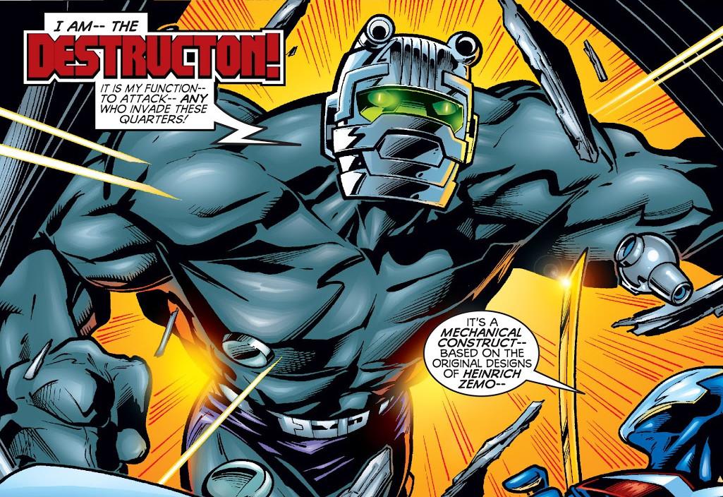 Destructon (Earth-616)