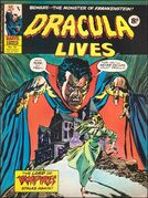 Dracula Lives (UK) Vol 1 10