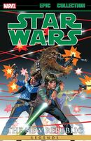 Epic Collection Star Wars Legends - The New Republic Vol 1 1