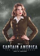 First Avenger - Agent Carter Promo Poster 001