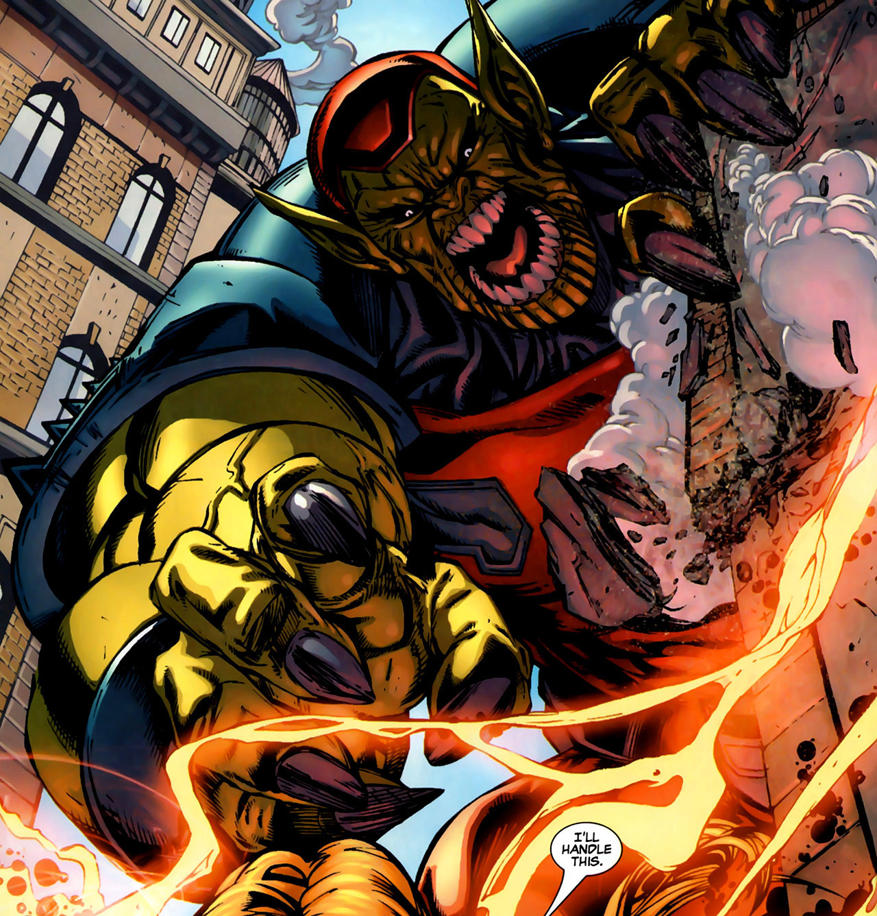 Henry Pym (Giant-Man Skrull) (Earth-616)