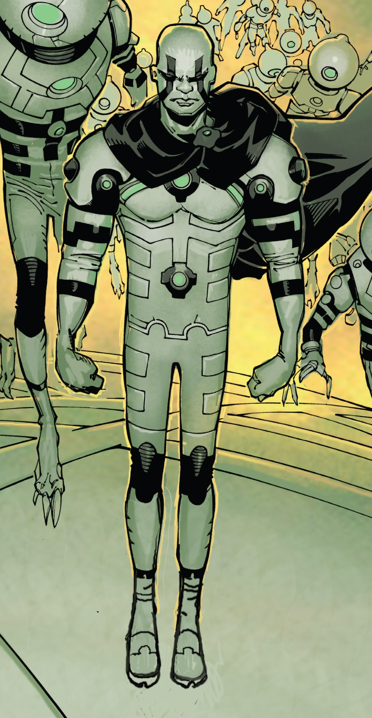 Imperator (Earth-616)